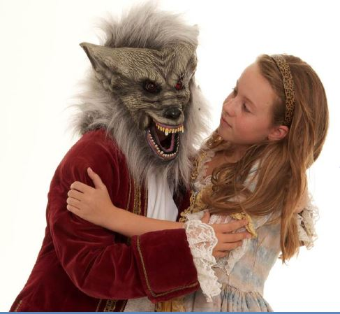 Bild Theaterkids Werwolf